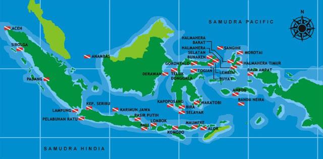 Menyelami Keindahan Bawah Laut Indonesia Time Is Ticking