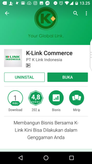 K-Link E-commerce